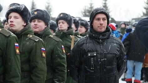 Шоумен Максим Галкин побывал на присяге племянника в Воронежской области