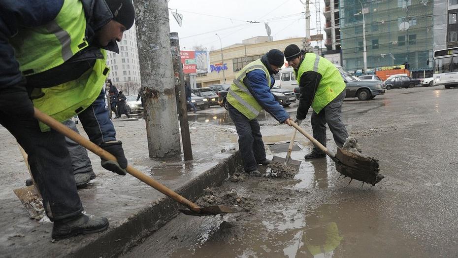 Воронежские коммунальщики отказались работать из-за долга по зарплате
