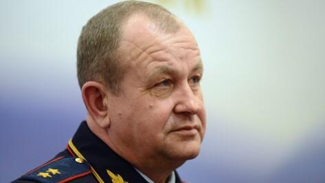 Начальник управления МВД Воронежской области заработал 1,9 млн рублей за год