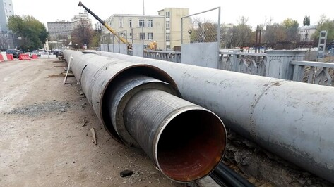 Мэрия Воронежа озвучила список работ в первые часы после закрытия моста у «Работницы»