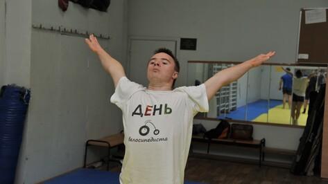 Люди Воронежа: чемпион с синдромом Дауна