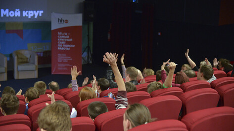 Организаторы опубликовали программу мастер-классов «РИФ-Воронеж»