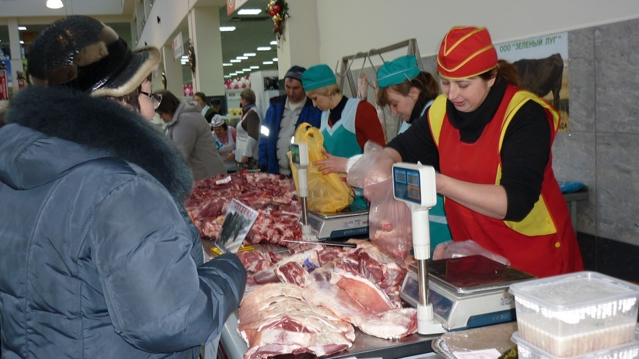 Петропавловские аграрии и артисты приняли участие в воронежской сельскохозяйственной  ярмарке