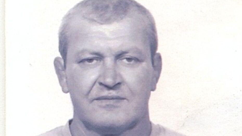 Правоохранители попросили помощи воронежцев в розыске пропавшего мужчины
