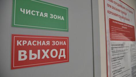 Десять пациентов с COVID-19 умерли за сутки в Воронежской области