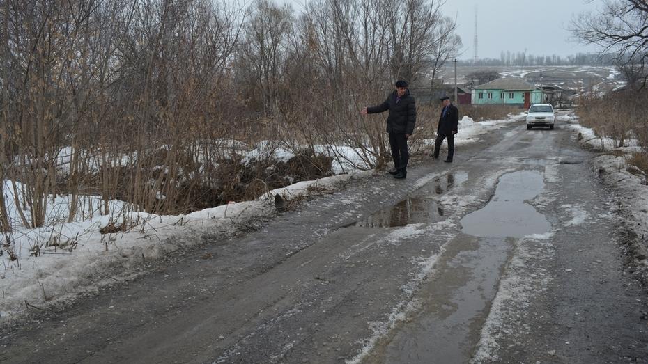 В Нижнедевицком районе  перед паводком обследуют гидротехнические сооружения