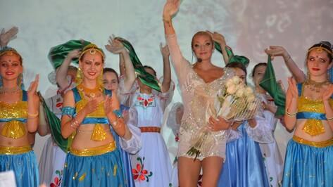 Юные поворинские танцоры выступили на концерте Анастасии Волочковой