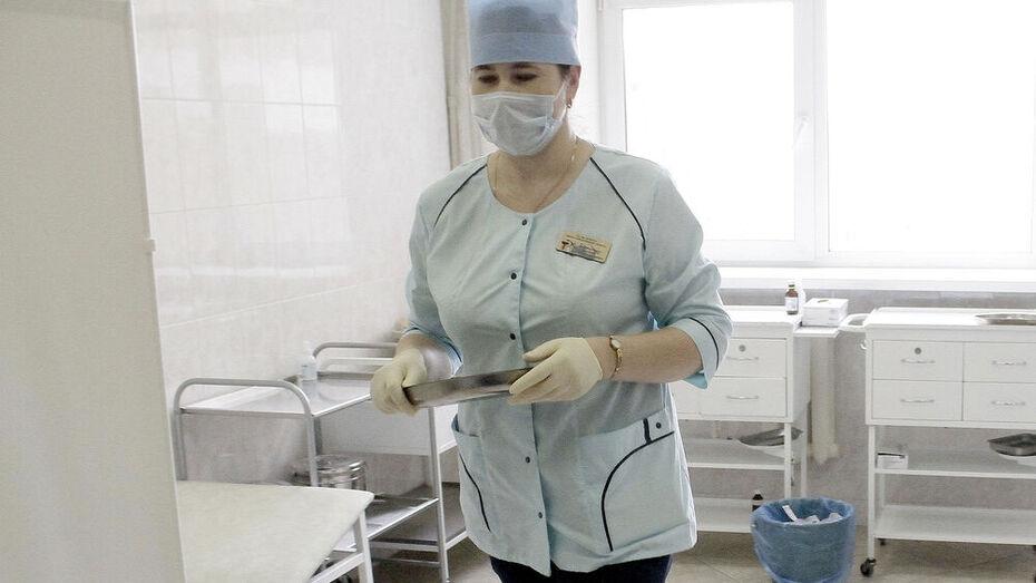 По 500 тыс рублей получат медсестры, которые переедут работать в воронежские села