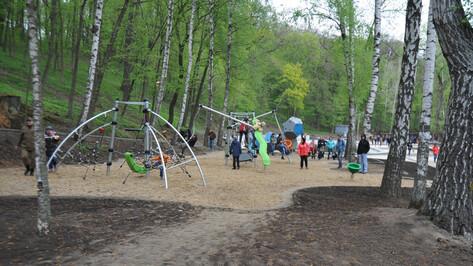 Воронежцев попросили выбрать общественное пространство для благоустройства