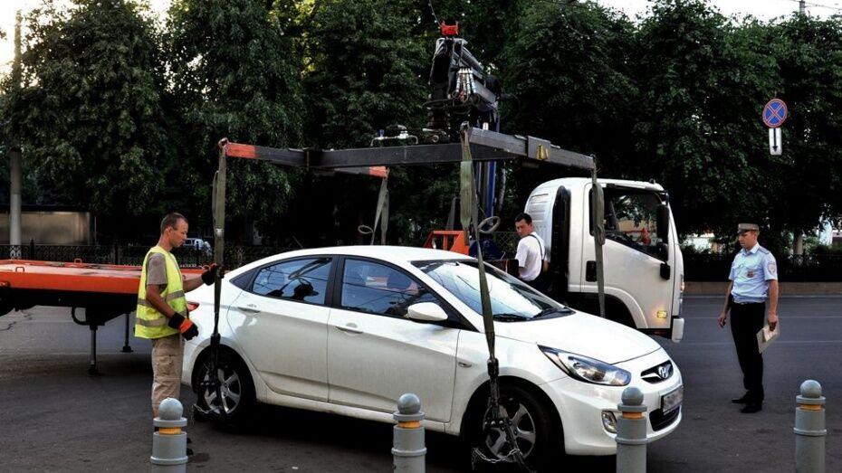 В Воронеже на Никитинской на 3 часа запретят парковку