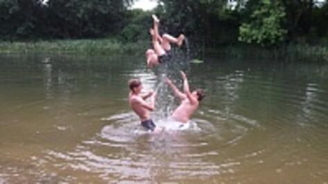 В Подгоренском районе был  открыт купальный сезон