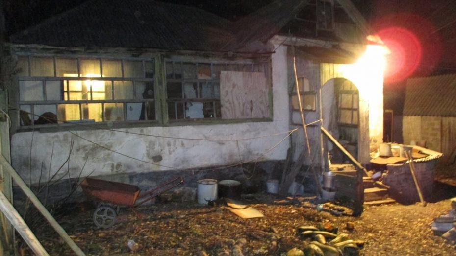 Подгоренец до смерти избил 94-летнюю односельчанку из-за 30 тыс рублей