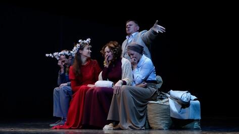 Воронежский драмтеатр открыл новый сезон премьерой «Вишневого сада»