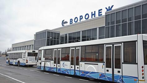 Новый терминал воронежского аэропорта построят в 2022 году