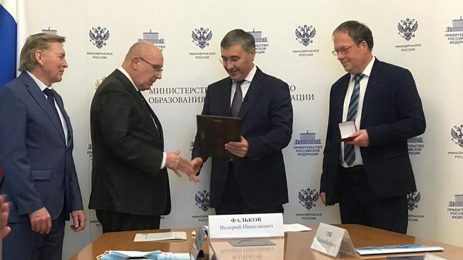 Руководителя воронежского медуниверситета признали «Ректором года»
