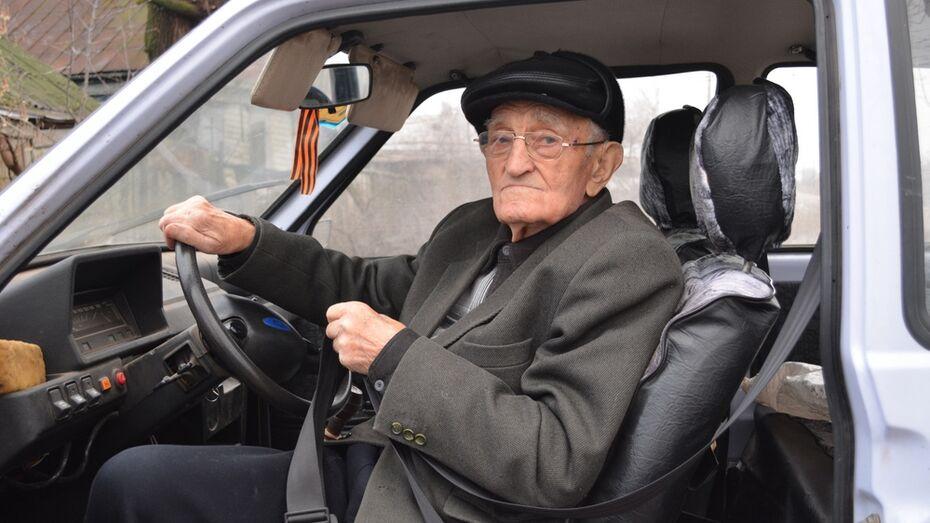 Отметивший 90-летие петропавловец: «На автомобиле езжу аккуратно – и молодым советую»