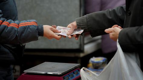 Средняя зарплата воронежцев в 2019 году вырастет до 37,2 тыс рублей