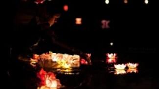 1 мая воронежцы массово пустят по воде фонарики