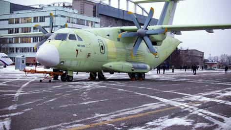 Первый летный образец воронежского самолета Ил-112В передали на испытания