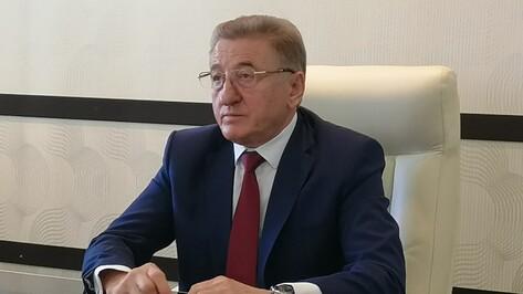 Воронежский сенатор Сергей Лукин: проблемы капремонта требуют законодательного решения