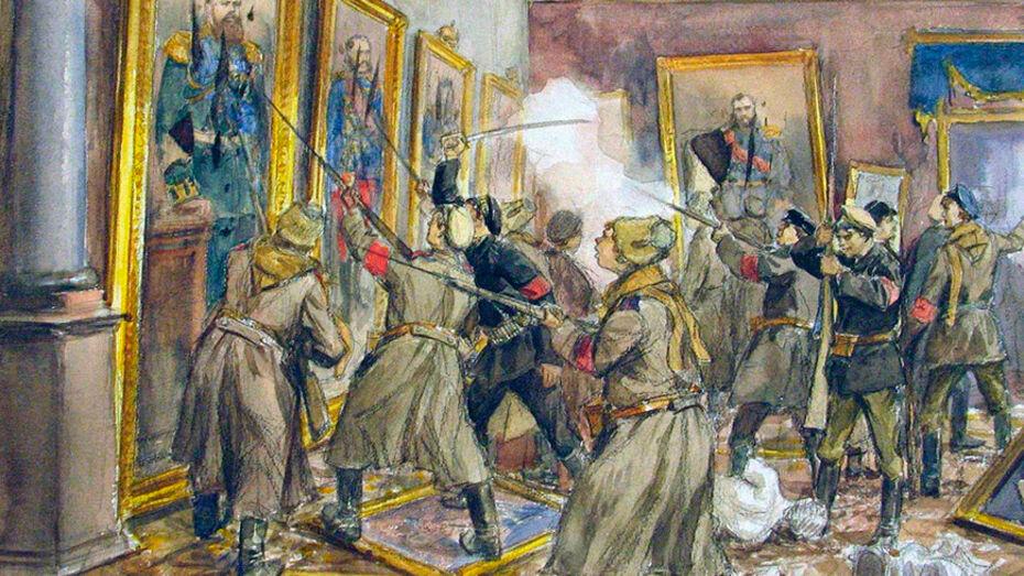 Воронежцев позвали на бесплатную экскурсию о революции 1917 года
