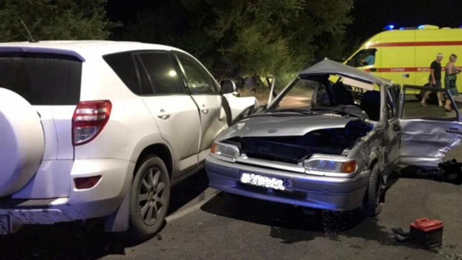 Пассажир «четырнадцатой» погиб в ДТП с 3 автомобилями в Воронеже