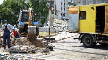 Мэр Воронежа поручил максимально быстро открыть путепровод через улицу Героев Сибиряков