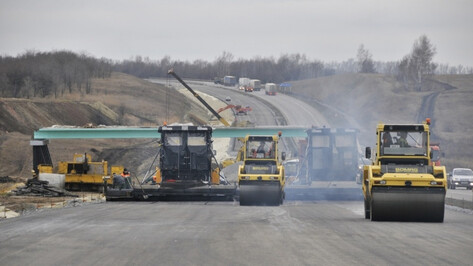 В 2019 году в Воронежской области отремонтируют около 400 км дорог