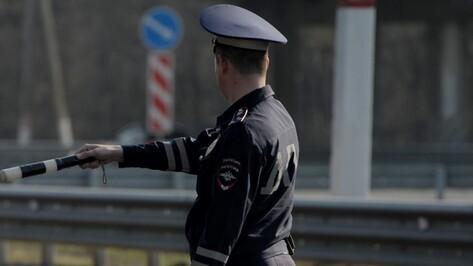 В Воронеже на сотрудника ГИБДД напал 15-летний подросток