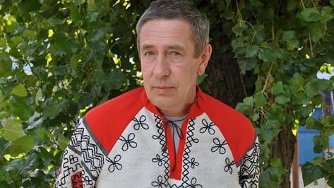 Павловчанин получил звание «Народного мастера Воронежской области»