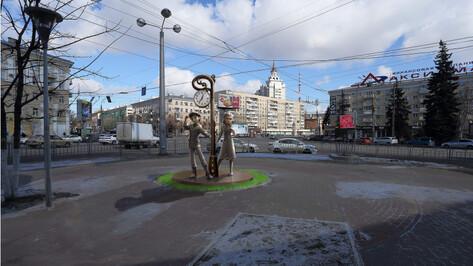 В Ленинском районе Воронежа установят «Кая и Герду» и «Трамвай желаний»