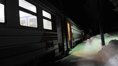Число смертельных случаев на железной дороге в Воронежской области выросло вдвое