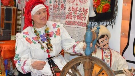 Самодеятельный музей в семилукской Чудовке открыл новый сезон