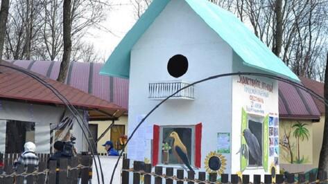 В Белгороде появился пятиметровый скворечник