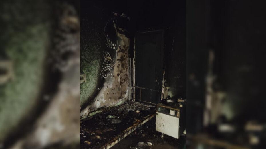 Гибель 82-летней пациентки в пожаре в воронежской райбольнице привела к уголовному делу