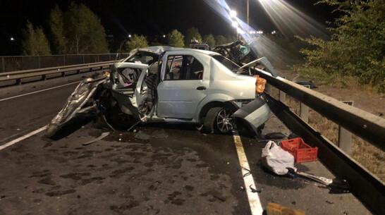 В страшном ДТП с 5 погибшими в Воронежской области один из водителей был полицейским
