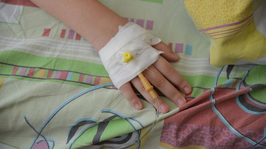 Среди заболевших коронавирусом воронежских детей меньше всего младенцев