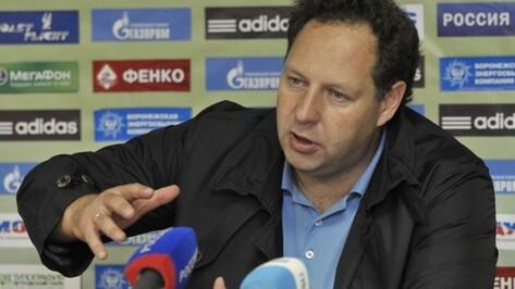 Ушел из жизни бывший тренер воронежского «Факела» Константин Сарсания
