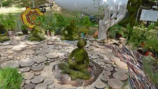 Православная роща и экойога. Что посмотреть на выставке «Воронеж – сад»
