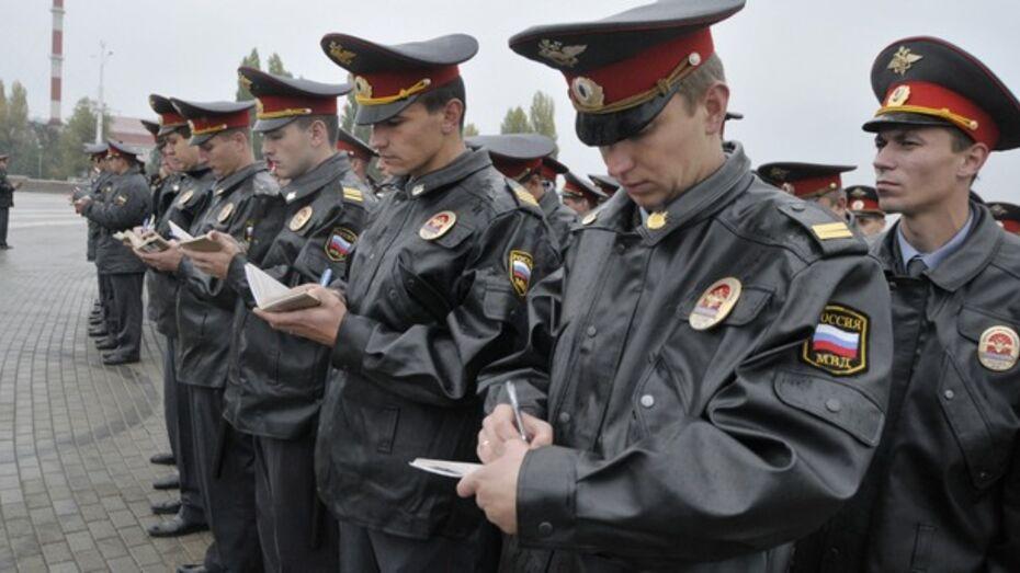 Около 200 воронежских полицейских будут охранять Универсиаду в Казани