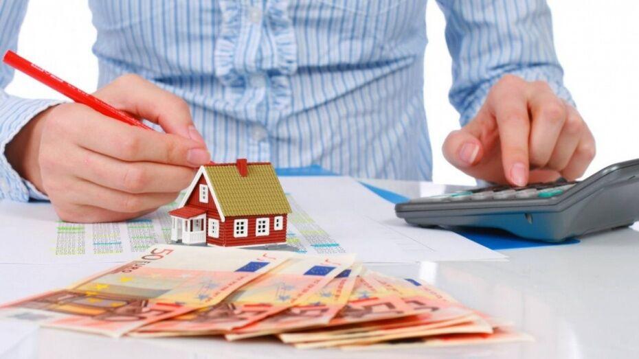 Средний размер ипотеки в Воронежской области составил 1,5 млн рублей