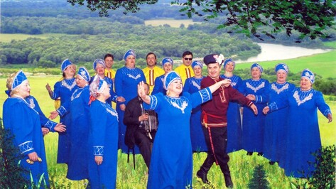 Лискинское объединение граждан пожилого возраста отметило свой 10-летний юбилей
