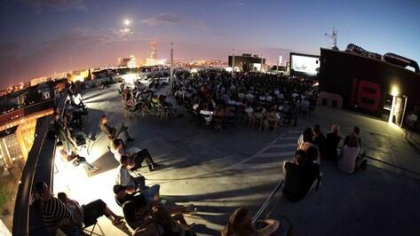 5 июня на набережной Авиастроителей в Воронеже откроется кинотеатр на крыше жилого дома