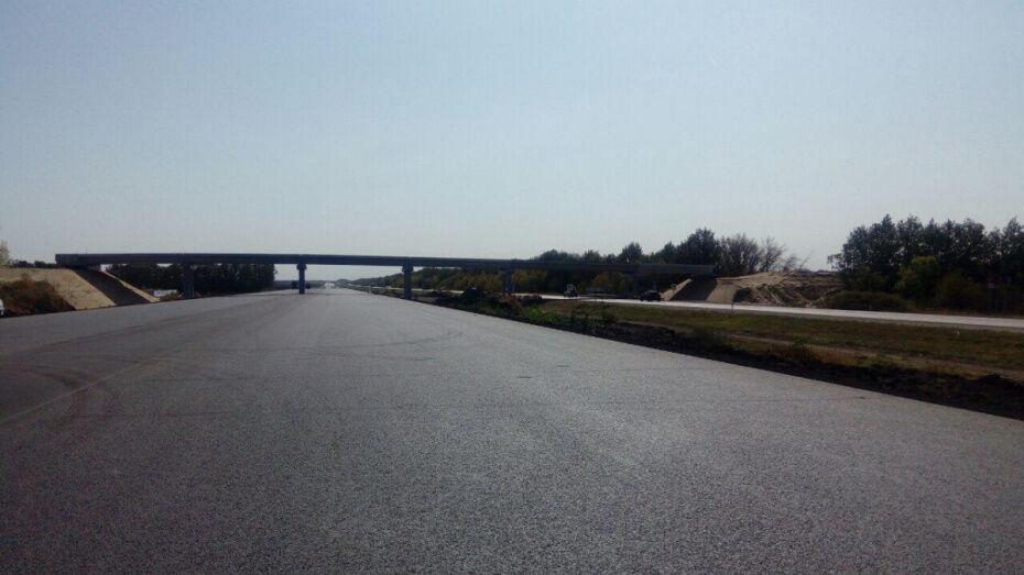 Дорогу в обход Лосево в Воронежской области запланировали сдать в 2019 году