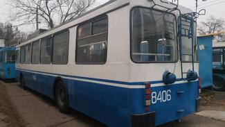 В Воронеж из Москвы привезут 15 троллейбусов