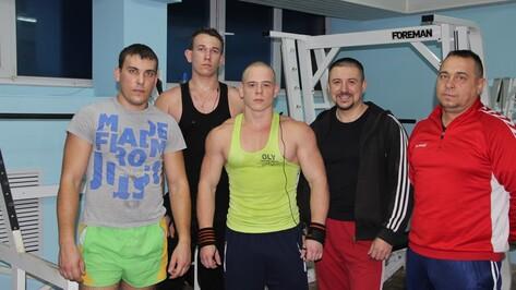 В Новохоперске тяжелоатлеты организовали спортивный клуб
