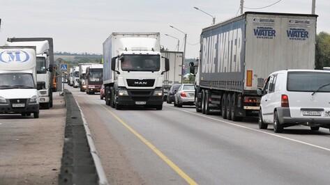 Загруженность воронежского участка М4 в обход Лосево достигнет 12 тыс авто в сутки