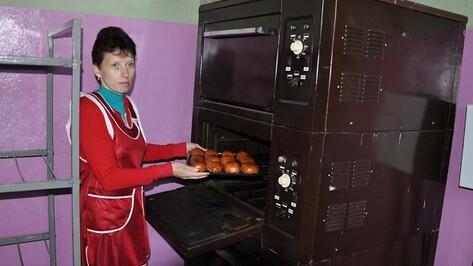В Репьевке готовится к открытию кондитерский цех