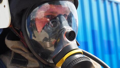 Под Воронежем из горящего дома спасли 94-летнюю пенсионерку и 3 детей