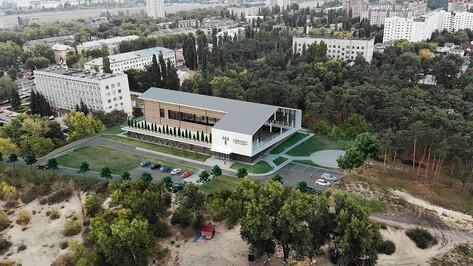 Воронежский зал для мужской гимнастики откроется к 1 сентября